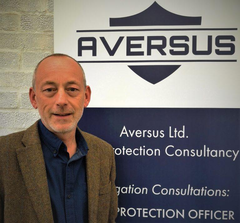 Martin Ruston, Data Protection Officer